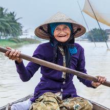 The Ferrywoman