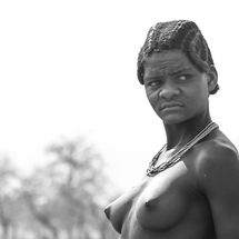Himba - Slightly grumpy