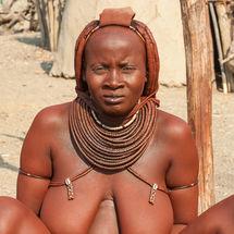 Himba - The smiler