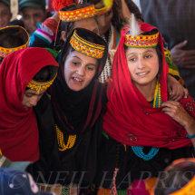 At the Joshi Festival