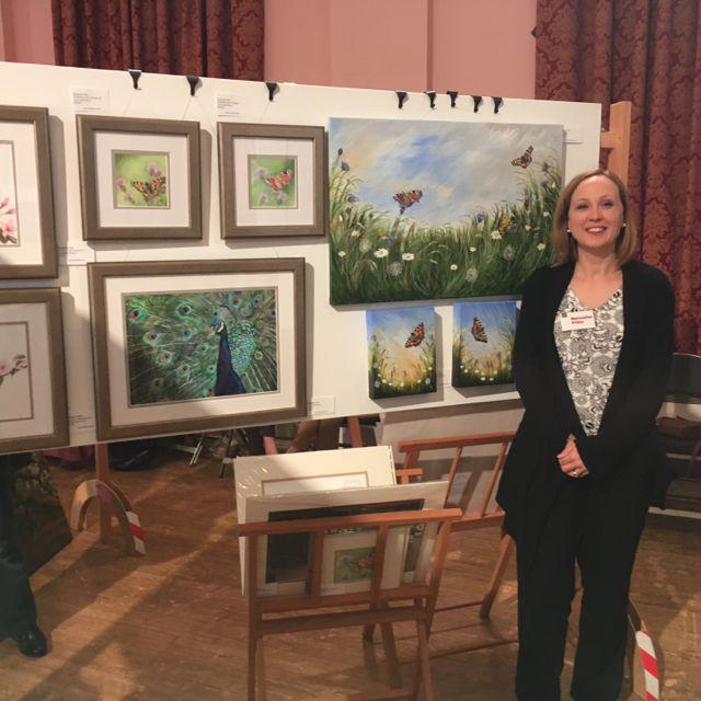 ANB Spring exhibition