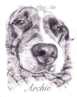 """Graphite Pencil Portrait 8""""x10"""""""