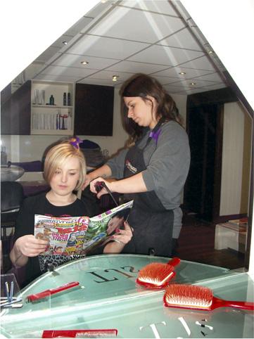 TJ's Hair Salon