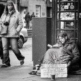phone beggar