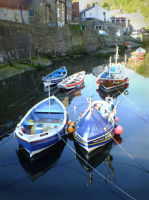 LINES OF COBLES, STAITHES