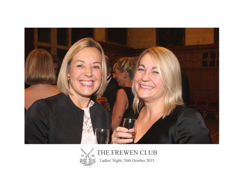 THE FREWEN CLUB, LADIES DINNER 2015