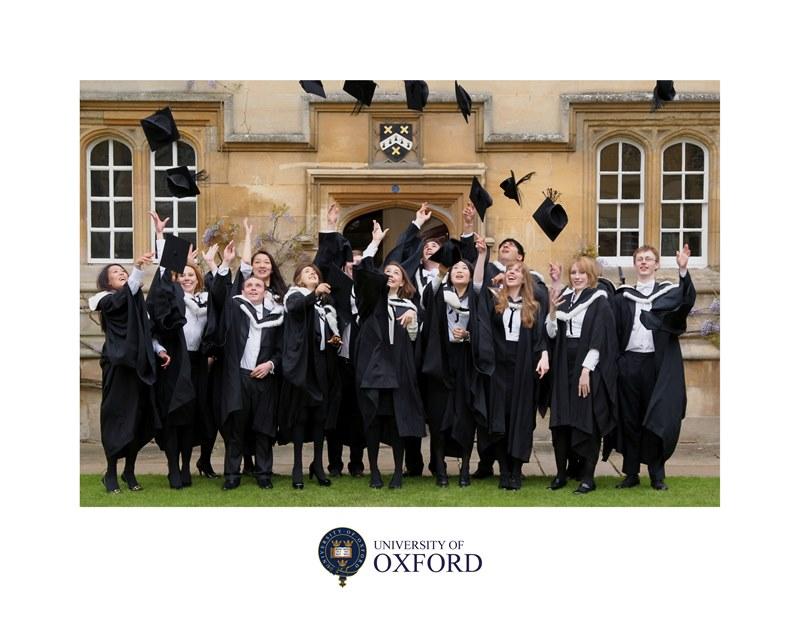 BA Graduates University College Oxford
