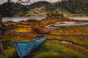 Last September at Loch Torridon