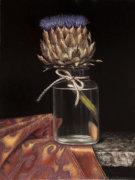 Artichoke in Bloom