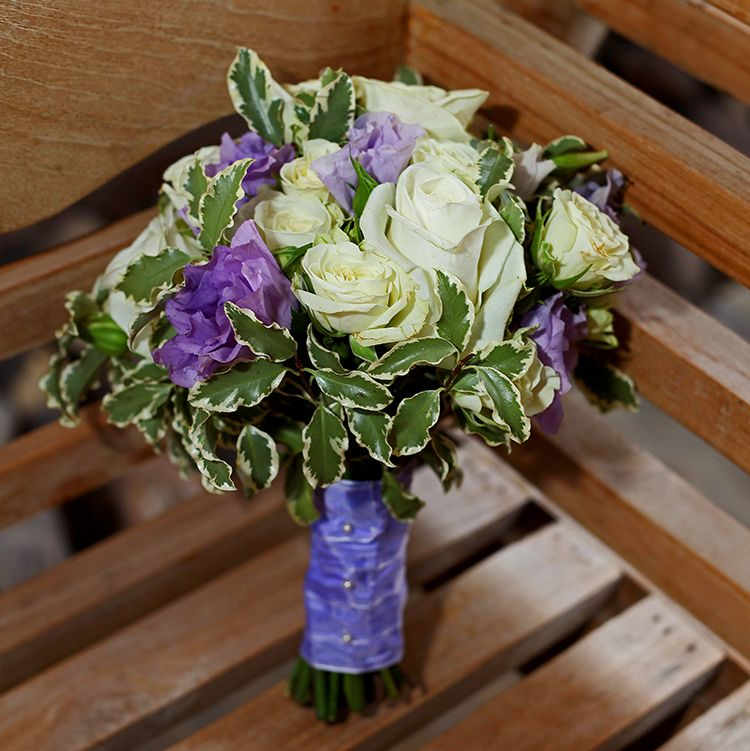 Brides bouquet from Big Blossom Flower Company