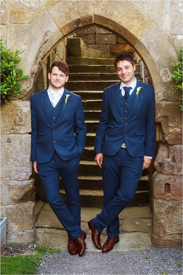 Groom & Best Man
