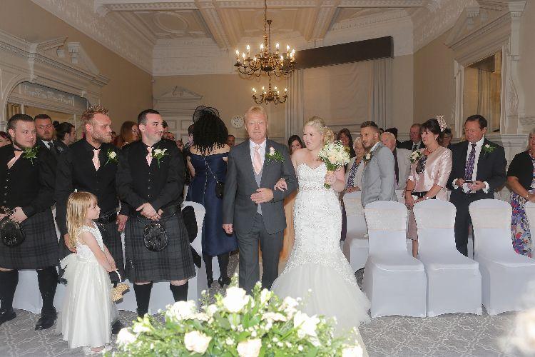The Principal Wedding Ceremony