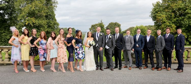 Bagden Hall Hotel Wedding