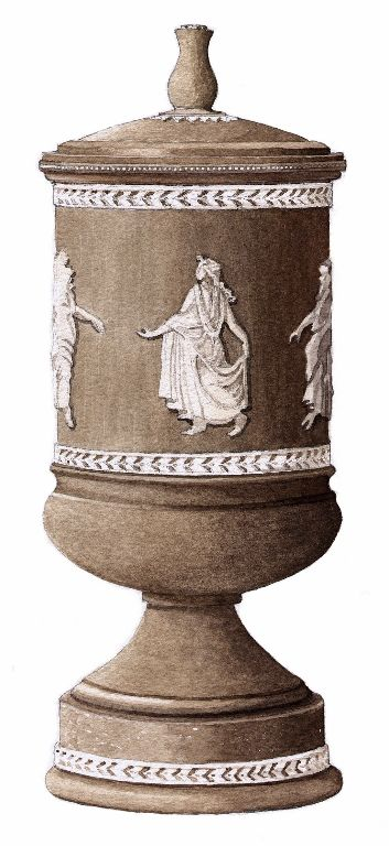 Blind Mans Buff Vase