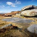 Boulders On Burbage Moor