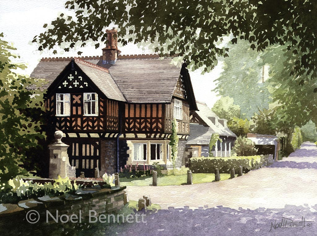 Cottage by Windermere
