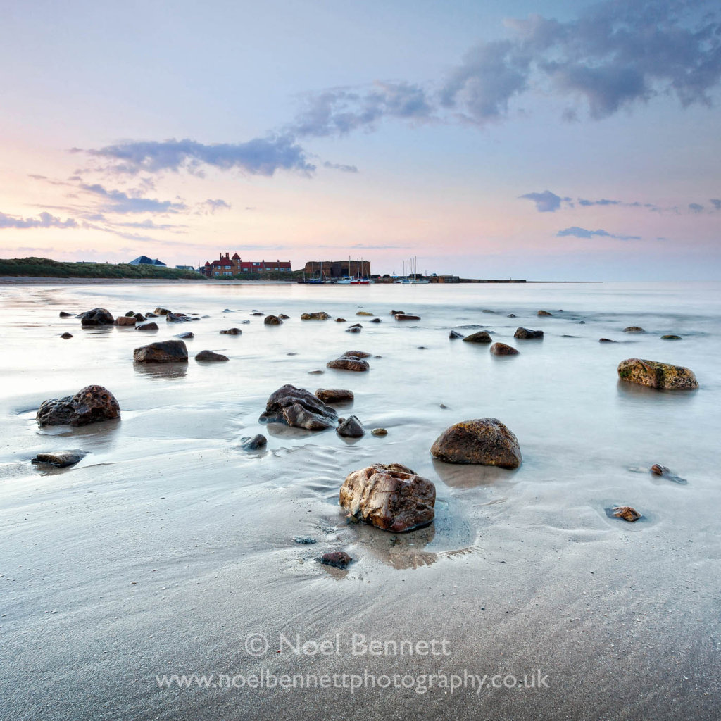 Dawn At Beadnell