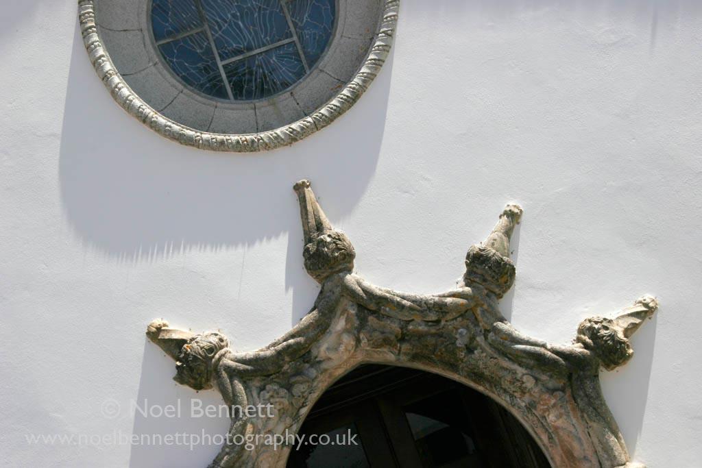 Chapel Doorway