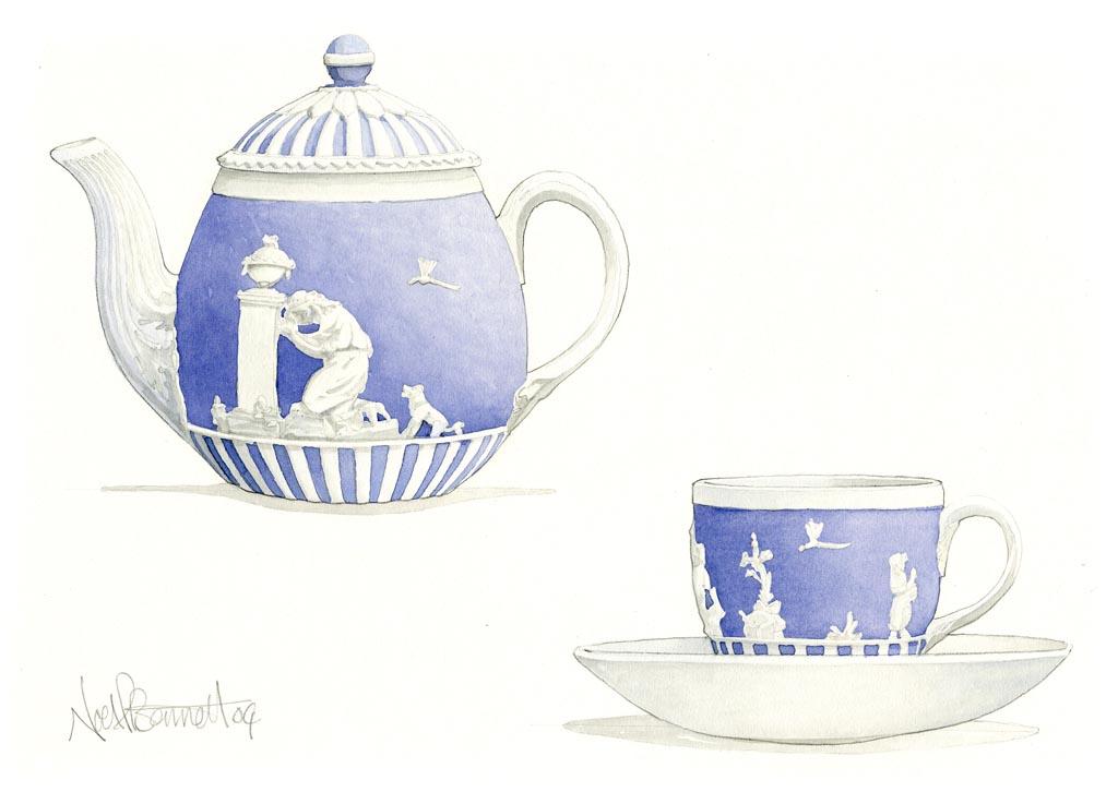 Teapot Jasper Neo