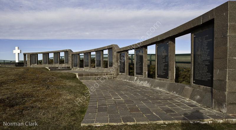 Argentine Cemetery & Next of Kin Visit-2897