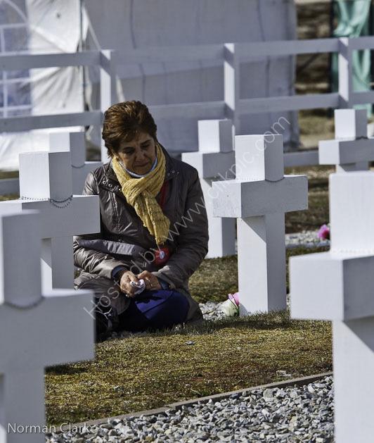 Argentine Cemetery & Next of Kin Visit-2973