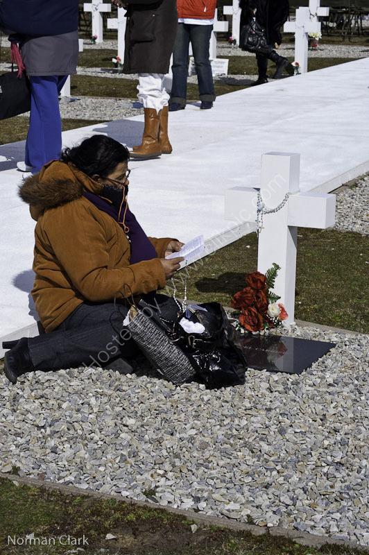 Argentine Cemetery & Next of Kin Visit-2987