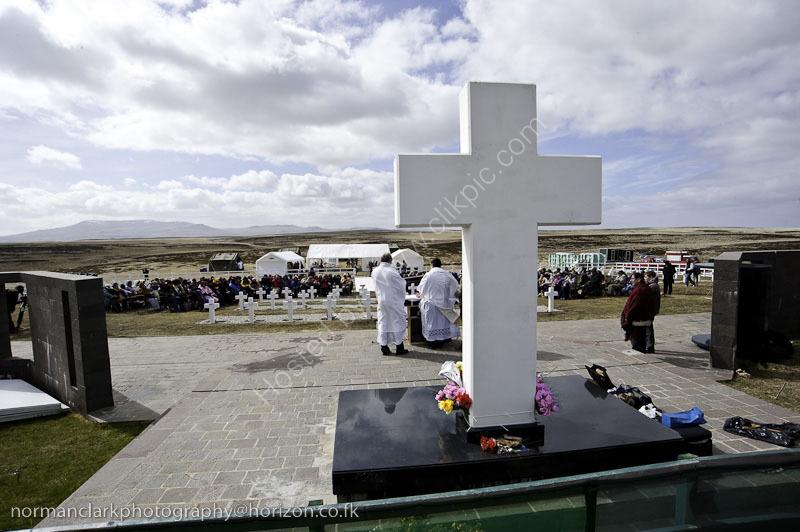 Argentine Cemetery & Next of Kin Visit-3013