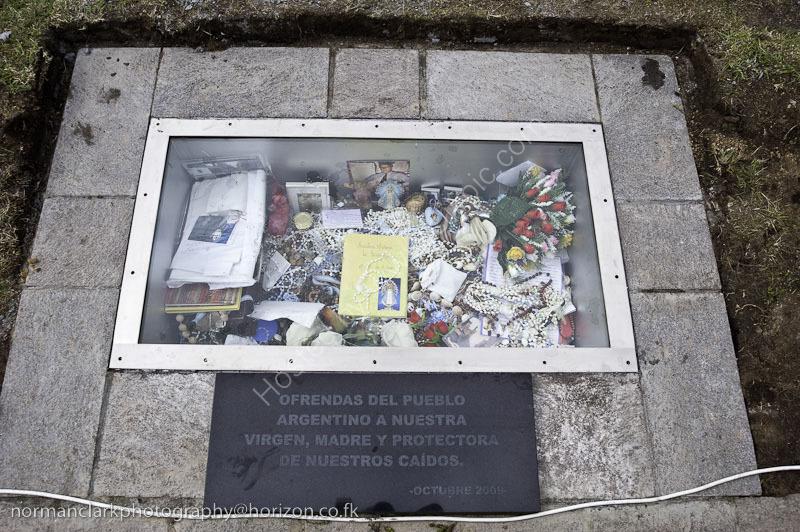 Argentine Cemetery & Next of Kin Visit-3025