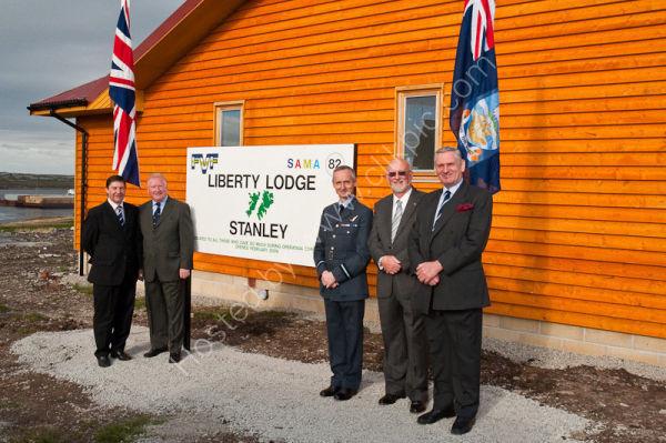 Liberty Lodge Opening 33V
