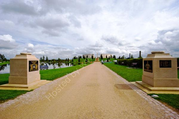 National Memorial & Aboretum