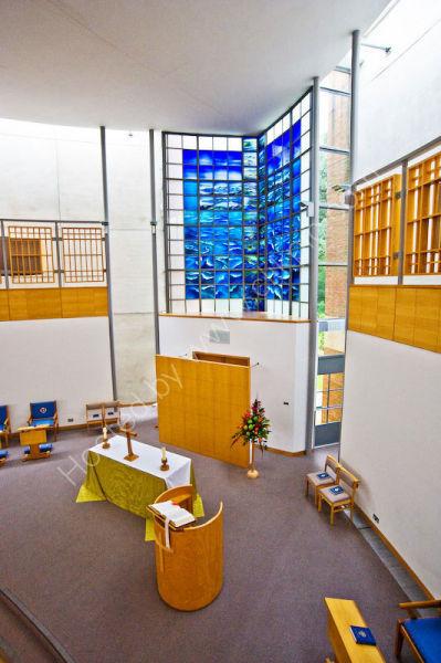 Pangbourne Chapel 11