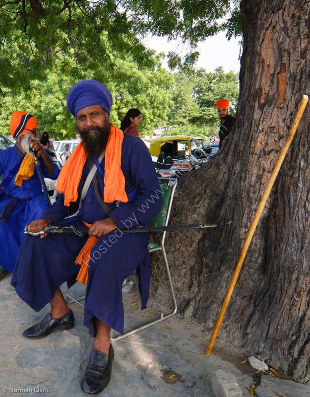DSC1572 The Nihang Singhs