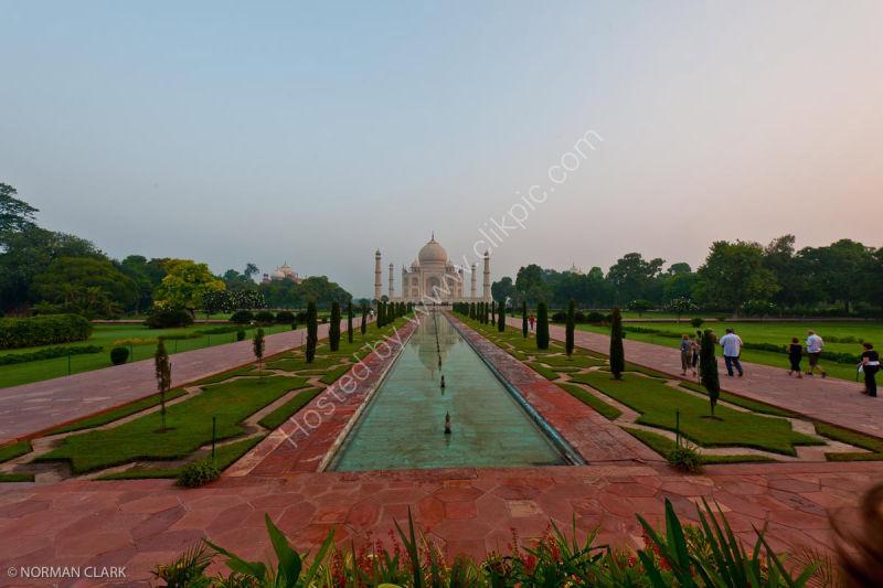 DSC1786 Sunrise-Taj Mahal