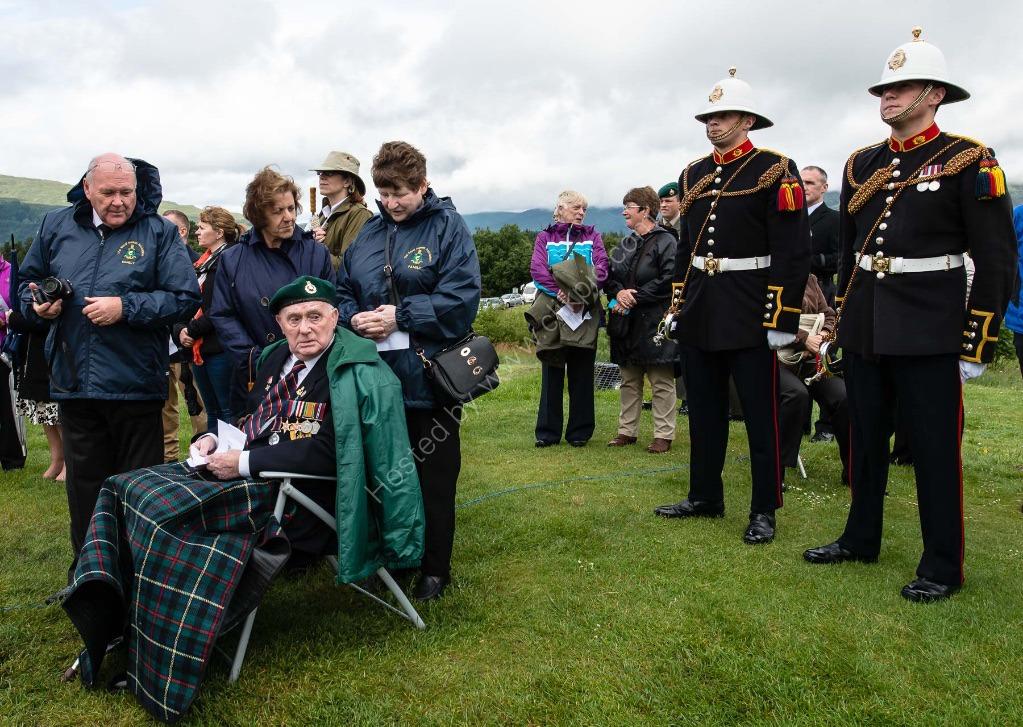 Spean Bridge Memorial Service