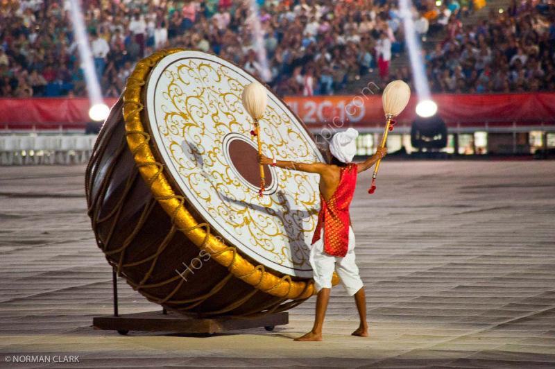 DSC5967 Opening Ceremony XIX Commonwealth Games