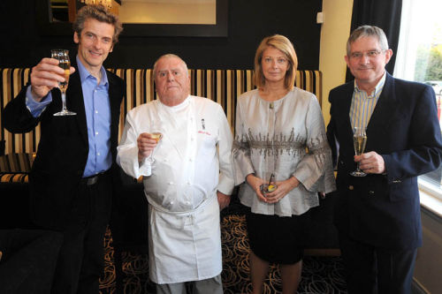 Opening of Chez Roux, Inverness