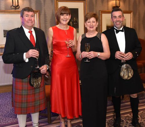 Brain Cancer Charity Dinner Inverness-09