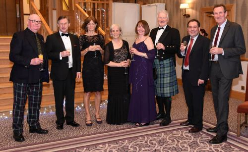 Brain Cancer Charity Dinner Inverness-14