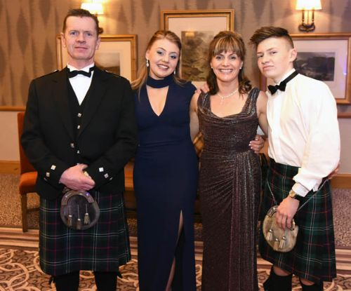 Brain Cancer Charity Dinner Inverness-15