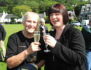 Opening of revamped Floral Castle at Drumnadrochit