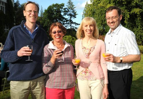 Inverness Chamber of Commerce BBQ at Achnagairn House Hotel