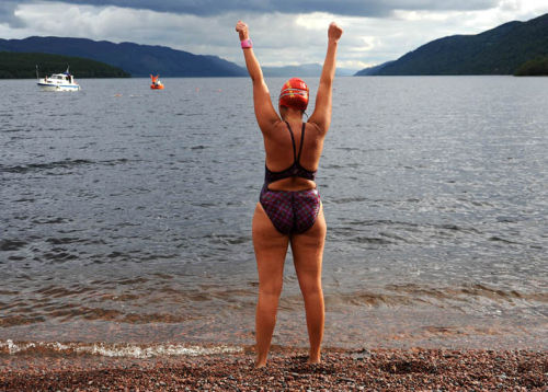 Loch Ness Charity Swim