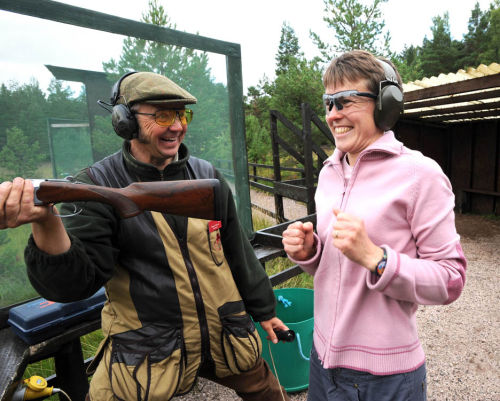 Warburton Clays Shoot
