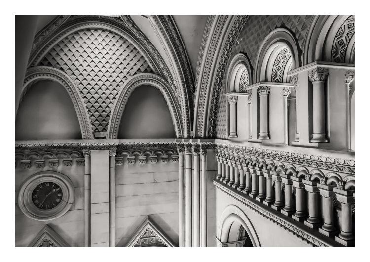 ARCHITECTURAL DETAIL, PENRHYN CASTLE