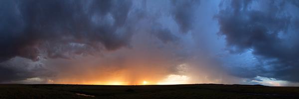 Masai Mara Sunset Storm