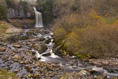 Falls at Ingleton