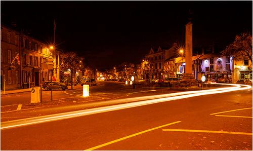 Skipton at Night