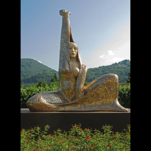 Rabarama Statue
