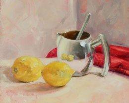 Lemons reflected