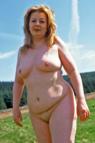 Charley - Confident nude lady
